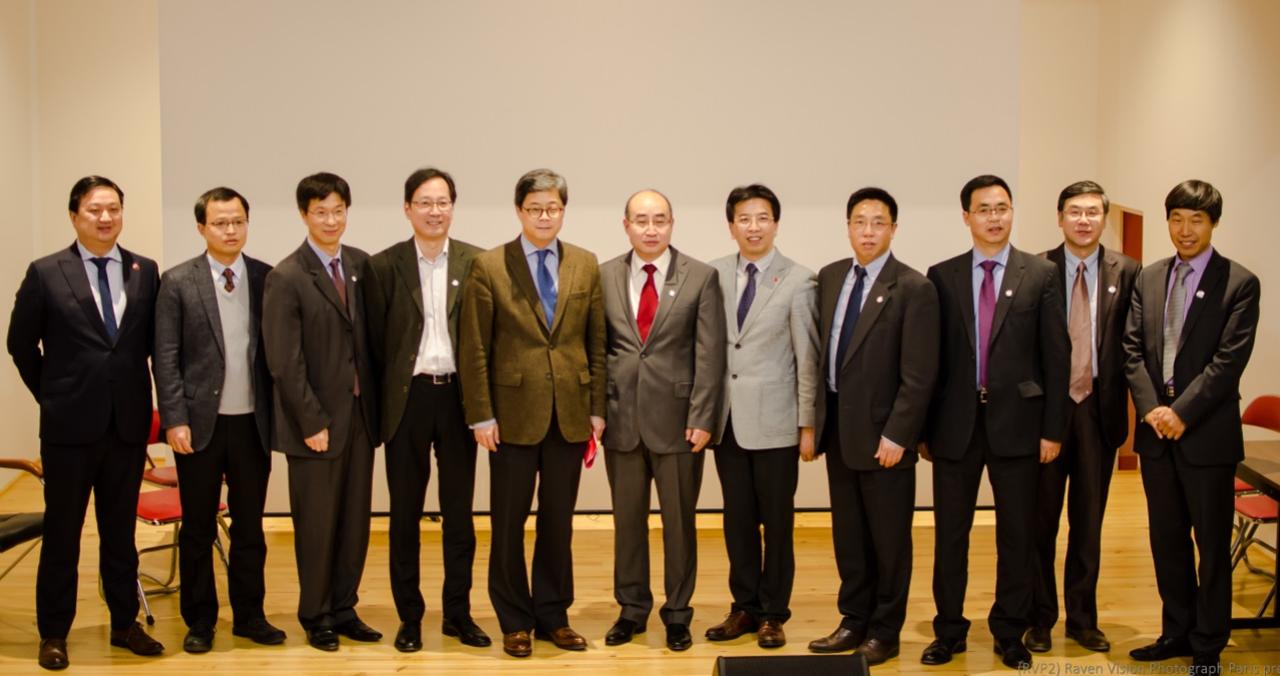 中国旅法工程师协会成立20周年庆典活动