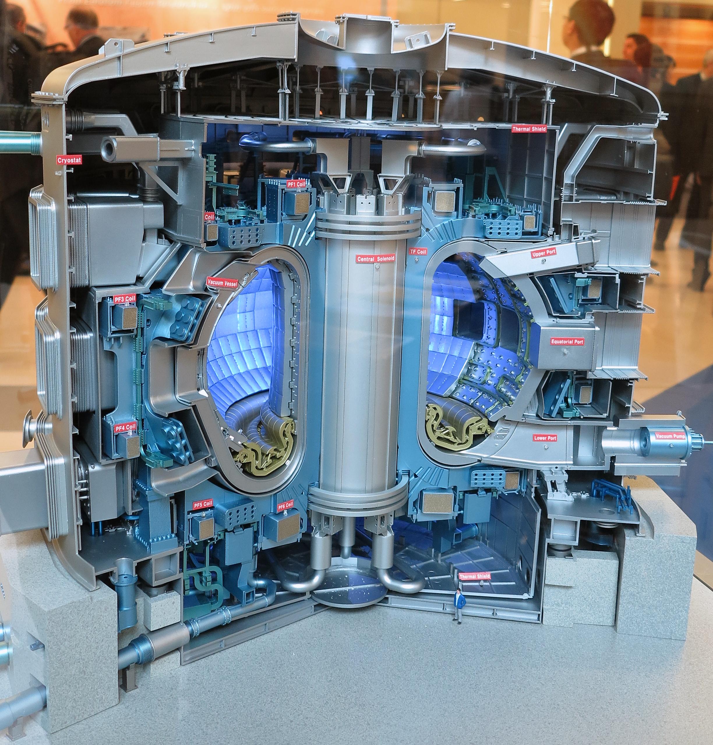 AICF讲座通知 核聚变系列讲座(一):ITER计划的历史,最新进展和展望